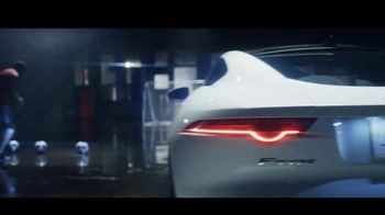 2015 Jaguar F-Type Coupe TV Spot, 'Striker' Featuring Jozy Altidore - Thumbnail 6