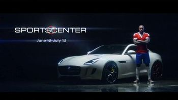 2015 Jaguar F-Type Coupe TV Spot, 'Striker' Featuring Jozy Altidore