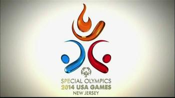 Special Olympics TV Spot, '2014 Special Olympics USA Games: New Jersey' - Thumbnail 5