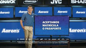 Aaron's TV Spot, 'Piernas de Fútbol' [Spanish] - Thumbnail 10