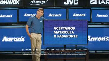 Aaron's TV Spot, 'Piernas de Fútbol' [Spanish] - Thumbnail 9