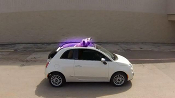FIAT 500C TV Spot, 'GIF Endless Fun'