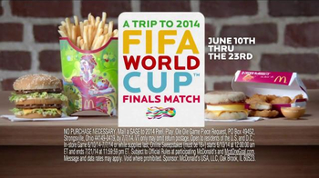 McDonald's TV Spot, '2014 FIFA World Cup Fever: Basketball' - Thumbnail 7