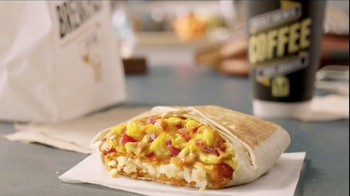 Taco Bell A.M. Crunchwrap Supreme TV Spot, 'On The Inside That Matters' - Thumbnail 6