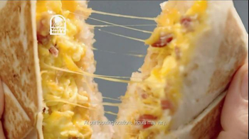 Taco Bell A.M. Crunchwrap Supreme TV Spot, 'On The Inside That Matters' - Thumbnail 5