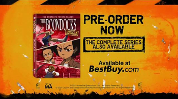 The Boondocks Season Four TV Spot