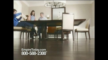 Empire Today Whole House Sale TV Spot, 'Soccer' - Thumbnail 2