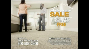 Empire Today Whole House Sale TV Spot, 'Soccer' - Thumbnail 4