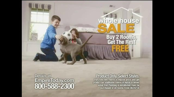 Empire Today Whole House Sale TV Spot, 'Soccer' - Thumbnail 5