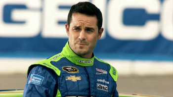 GEICO TV Spot, 'Lazy Crew' Featuring Casey Mears - Thumbnail 7