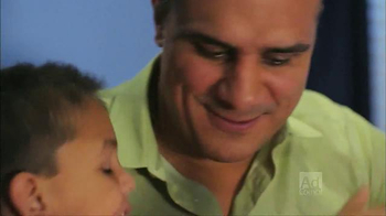 National Responsible Fatherhood Clearinghouse TV Spot, 'Fathers' Featuring Alberto Del Rio - Thumbnail 8