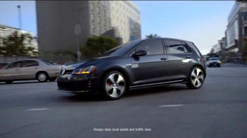 2014 Volkswagen Golf GTI TV Spot, 'Greatest Hits' Featuring Michael Ballack - Thumbnail 1