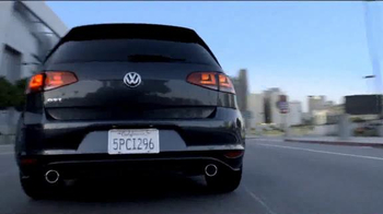 2014 Volkswagen Golf GTI TV Spot, 'Greatest Hits' Featuring Michael Ballack - Thumbnail 3
