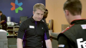 FedEx Express TV Spot, 'Nickname' Featuring Denny Hamlin - Thumbnail 1