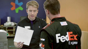 FedEx Express TV Spot, 'Nickname' Featuring Denny Hamlin - Thumbnail 5