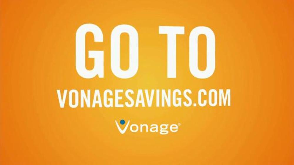 Vonage TV Commercial, 'Long Distance Service'
