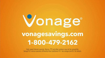 Vonage TV Spot, 'Long Distance Service' - Thumbnail 7