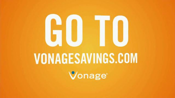 Vonage TV Spot, \'Long Distance Service\'