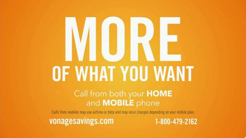 Vonage TV Spot, 'Long Distance Service' - Thumbnail 5