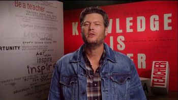 The More You Know TV Spot, 'I Want You' Featuring the Voice cast. - 2 commercial airings