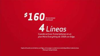 Verizon XLTE TV Spot, 'Sueño' [Spanish] - Thumbnail 9