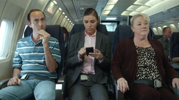 Jack Link's Turkey Jerky TV Spot, 'Hangry Moments: Middle Seat' - Thumbnail 2