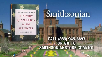 The Smithsonian's History of America in 101 Objects TV Spot - Thumbnail 10