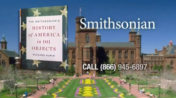 The Smithsonian's History of America in 101 Objects TV Spot