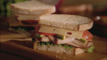 Sargento Ultra Thin TV Spot, '45 Calories' - Thumbnail 9