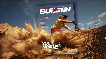 The Red Bulletin TV Spot, 'Your Moment' - Thumbnail 3
