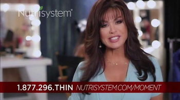 Nutrisystem Fast 5 TV Spot, 'Moment' Featuring Marie Osmond - 751 commercial airings