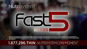 Nutrisystem Fast 5 TV Spot, 'Moment' Featuring Marie Osmond - Thumbnail 4