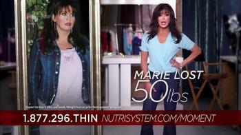 Nutrisystem Fast 5 TV Spot, 'Moment' Featuring Marie Osmond - Thumbnail 5