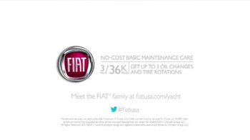 FIAT TV Spot, 'Size of Your Yacht' Song by Pharrell Williams - Thumbnail 8