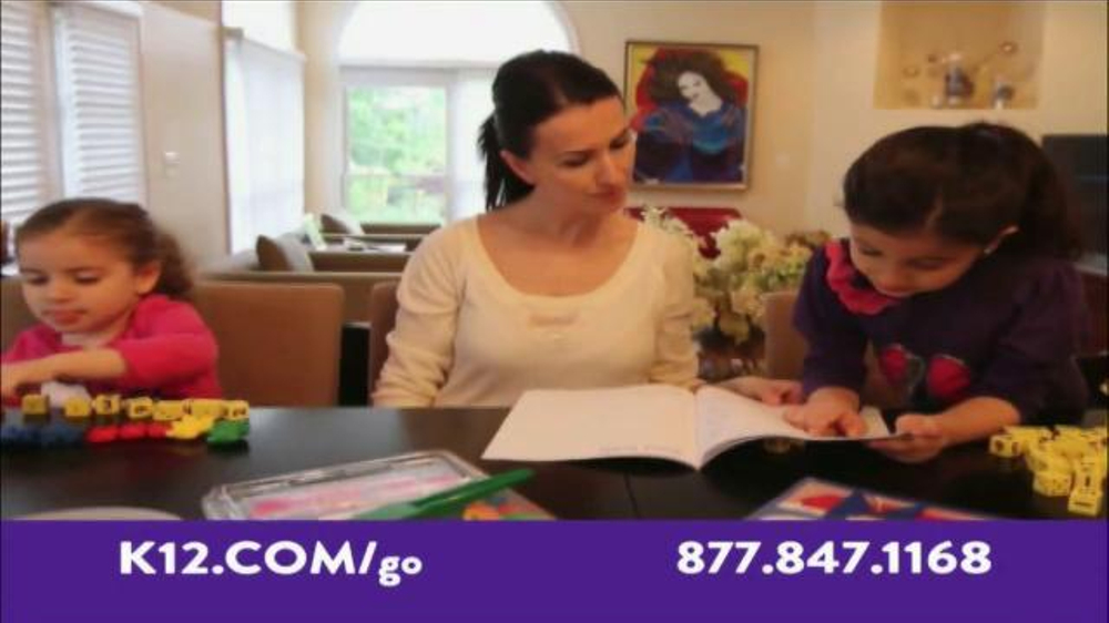 K12 Tv Commercial Is Your Child Happy In School Ispottv