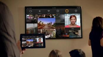 Amazon Kindle Fire HDX TV Spot, 'Dinner Party' - Thumbnail 6