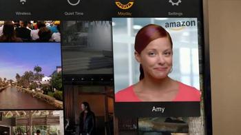 Amazon Kindle Fire HDX TV Spot, 'Dinner Party' - Thumbnail 7