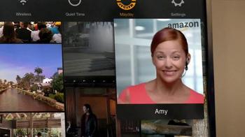 Amazon Kindle Fire HDX TV Spot, 'Dinner Party' - Thumbnail 9