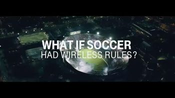 T-Mobile TV Spot, 'What If Soccer Had Wireless Rules?' Featuring Shakira - Thumbnail 1