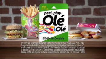 McDonald's TV Spot, '2014 FIFA World Cup Fever' - Thumbnail 5
