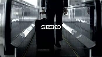 2014 Seiko Astron TV Spot, 'GPS Synchronization' - Thumbnail 1