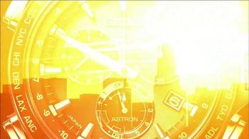 2014 Seiko Astron TV Spot, 'GPS Synchronization' - Thumbnail 4