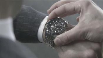 2014 Seiko Astron TV Spot, 'GPS Synchronization' - Thumbnail 7