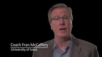 Coaches vs. Cancer TV Spot, 'Coach Fran McCaffery' - 8 commercial airings