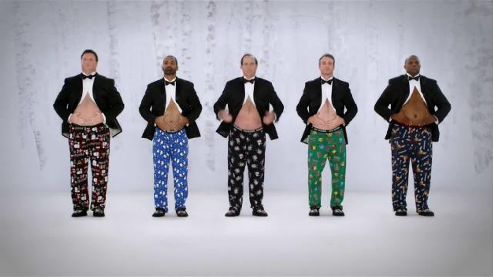 Kmart TV Commercial, 'Jingle Bellies'