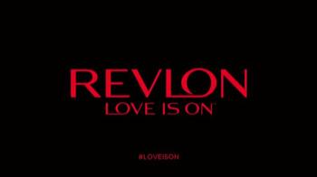 Revlon TV Spot, 'Love Is On' - Thumbnail 10