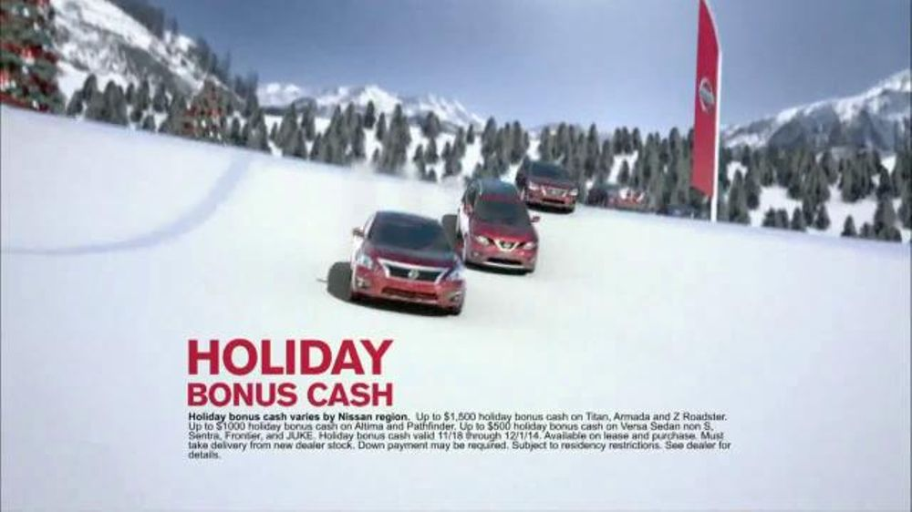 2015 Nissan Altima Tv Commercial Half Pipe Song By