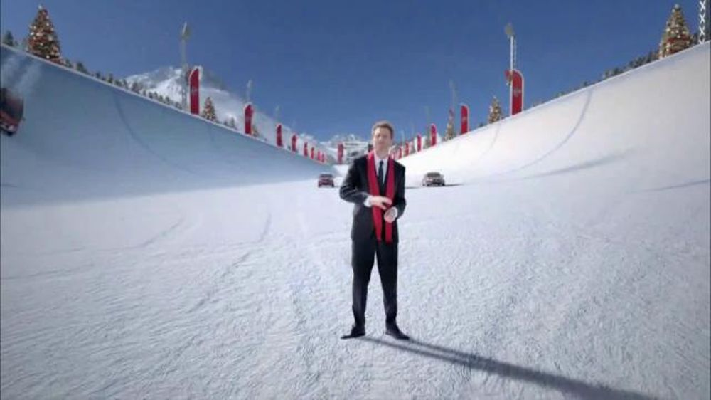 2015 Nissan Altima TV Commercial, 'Half Pipe' Song by ...