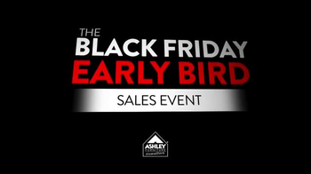 Ashley Furniture Homestore Early Back Friday Sales Event TV Spot - Thumbnail 2