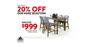 Ashley Furniture Homestore Early Back Friday Sales Event TV Spot - Thumbnail 3